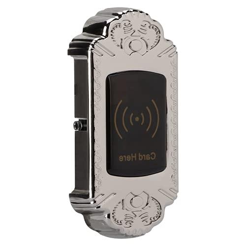 01 Smart Lock, Serratura ID Materiale in Lega di Zinco Resistente alla ruggine per armadietto da Ufficio per armadietto