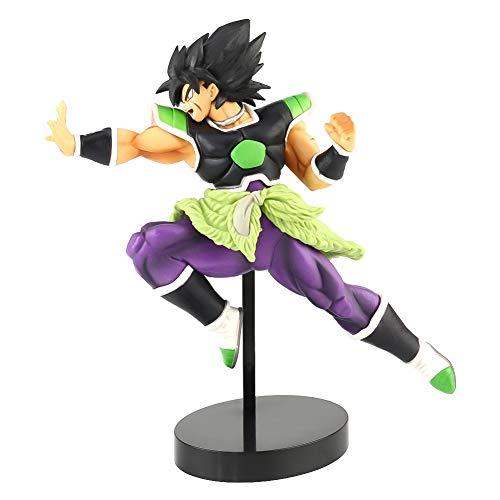 ALTcompluser - Statua in PVC raffigurante il film d'animazione giapponese, Dragon Ball Broly