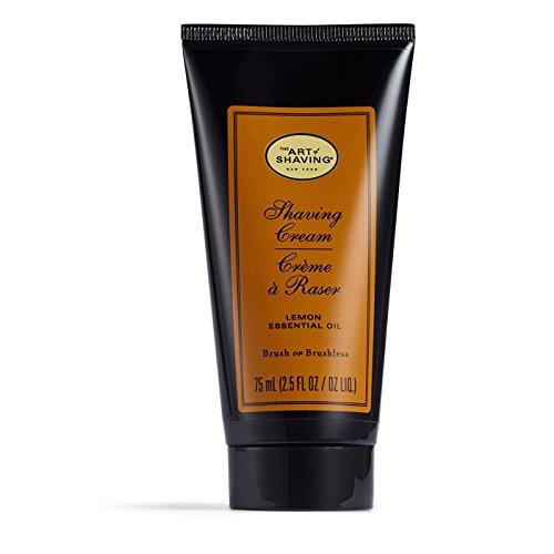 The Art Of Shaving Shaving Cream - Lemon Essential Oil 75ml