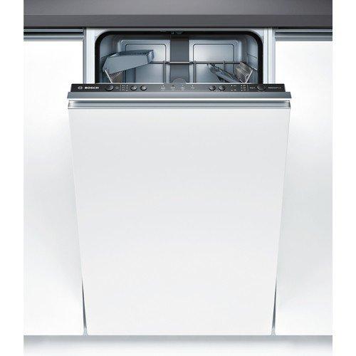 Bosch SPV40E70EU Lavastoviglie (completamente integrato, Slimline (45 cm), Bottoni, 1,75 m, 1,65 m), Acciaio inossidabile