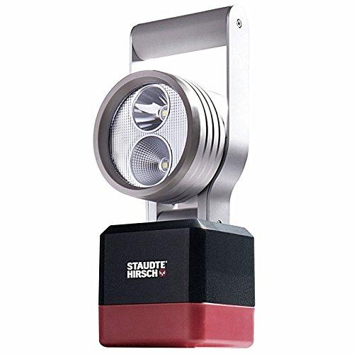 LED Arbeitsleuchte STAUDTE HIRSCH SH-5.100, 2 x 8 Watt, 2 x 1.040 lm