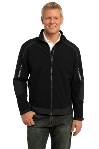 Port Authority; Embark Soft Shell Jacket. J307-simple