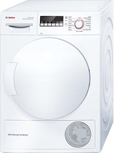 Bosch WTW83260 Wärmepumpentrockner/A++ / 7 kg/Self Cleaning Condenser/weiß