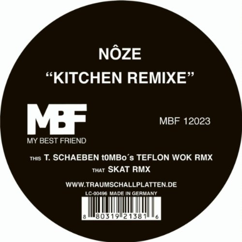 Teflon Wok (Kitchen T. Schaeben T0mbo Rmx)