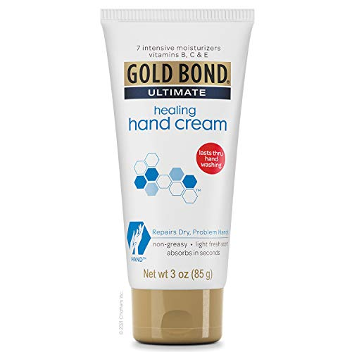 3-Oz Gold Bond Ultimate Intensive Healing Hand Cream $2.45 w/ S&S + Free Shipping w/ Prime or on $25+