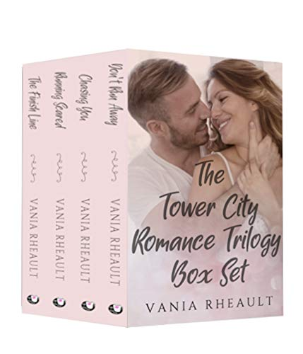 The Tower City Romance Trilogy Box Set by [Vania Rheault]