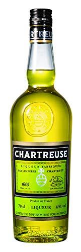 Chartreuse Liqueur Jaune Liköre (1 x 0.7 l)