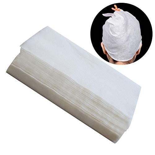 Healifty 100pcs serviettes jetables serviettes de lavage à usage unique multi-usages portable serviette démaquillant pour le visage tissu pour salon hôtel spa
