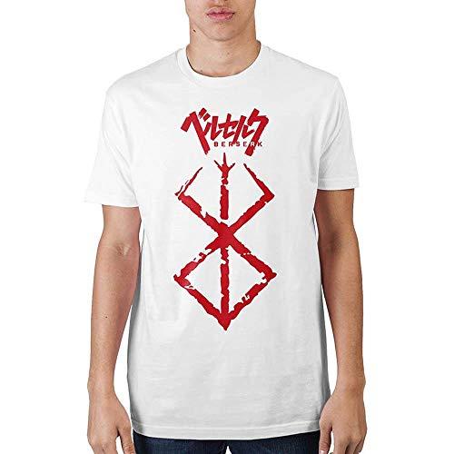 jjk Berserk Brand of Sacrifice T-Shirt,Camisetas y Tops(Small)