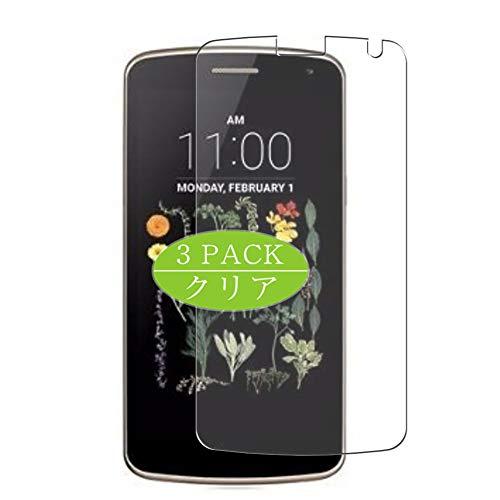 VacFun 3 Piezas HD Claro Protector de Pantalla para LG K5 X220...