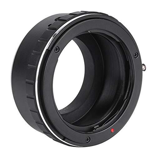 Anillo Adaptador de Lente de Enfoque Manual de aleación de Aluminio Accesorios de fotografía duraderos Profesionales para Lente Yashica CY para Montar para Cuerpo de cámara sin Espejo Fuji FX
