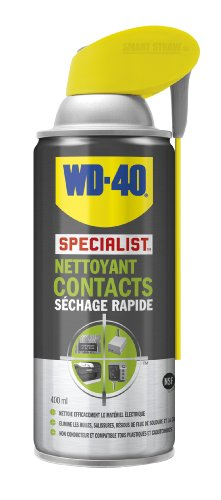 WD-40 Specialist • Nettoyant Contact...