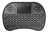Rii Mini i8 Bluetooth (layout ITALIANO) - Mini teclado con mouse touchpad