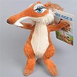 Pinkyo Shop Stuffed Animal 20cm ice Age Female Squirrel Scrat Ellie Manny Sid Eddie Crash Scratte Stuffed Plush Toy Gift-AA1