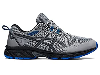 ASICS Men s Gel-Venture 8 Running Shoe 10.5 Sheet Rock/Electric Blue