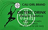 Dieter's Drink Cali Girl Brand for Men and Woman NT WT 1.0oz - SET OF 2