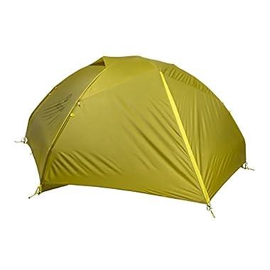 Marmot Unisex Tungsten UL 3P Tent Footprint/dark-citron-citronelle