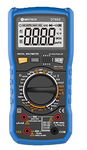 Mextech DT-603 Digital Multimeter