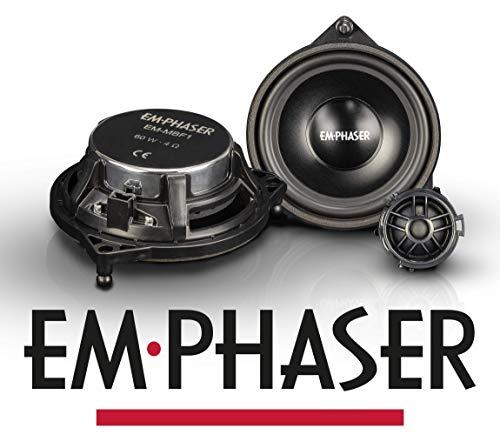 EMPHASER EM-MBF1 Fronttür-Lautsprecher für Mercedes Fahrzeuge