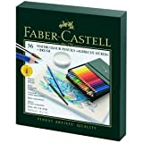 Faber-Castell Künstler-Aquarellstift Albrecht Dürer 36 Farben Sortiert in Atelierbox