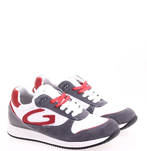 Alberto Guardiani Sneakers Grey-Whit - 44
