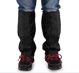 کفش مخصوص پاکسازی ضد آب Westspark ، چکمه های پارچه ای آکسفورد کفش های پا پا در فضای باز پیاده روی کوهنوردی شکار کوهستان بزرگسالان برف ضد باران Gators پوشش پیاده روی (1 جفت)