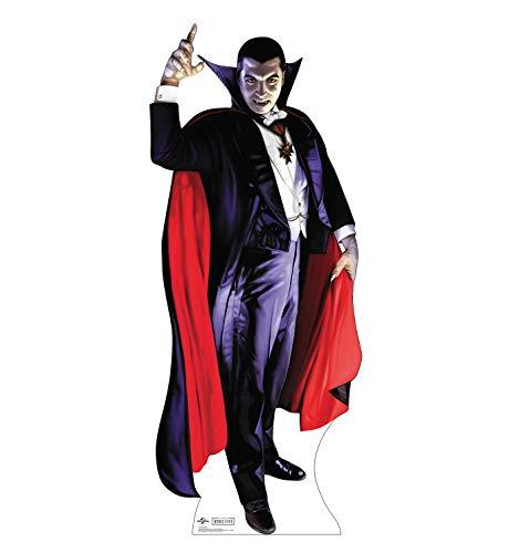 Advanced Graphics Dracula Life Size Cardboard Cutout - Universal Classic Monsters