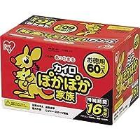 ぽかぽか家族 レギュラー PKN-60R 60枚入 4個セット