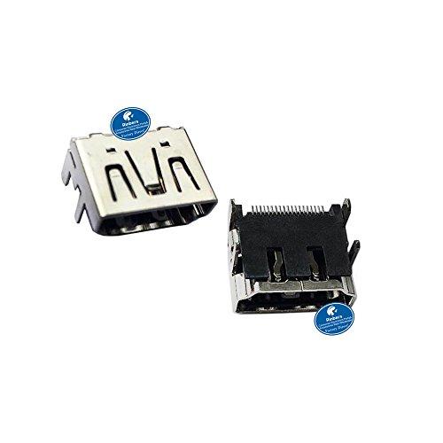 Rinbers - Conector de Interfaz de Puerto HDMI para Microsoft Xbox 360...
