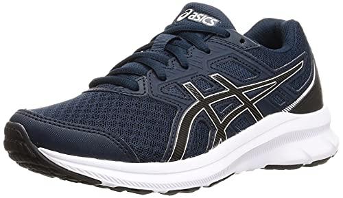 Asics Jolt 3, Running Shoe Hombre, French Blue/Black, 44 EU