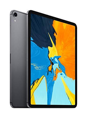 Apple iPad Pro (11-inch, Wi-Fi +Cellular, 256GB) - Space Grey