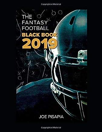The Fantasy Football Black Book 2019 (Fantasy Black Book)