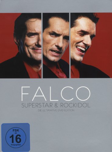 Falco - Superstar & Rockidol [6 DVDs]