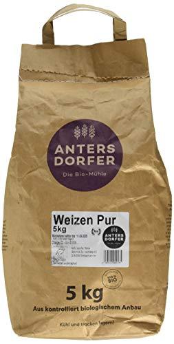 Antersdorfer Mühle Weizen 5 kg Biokreis, 1er Pack (1 x 5000)