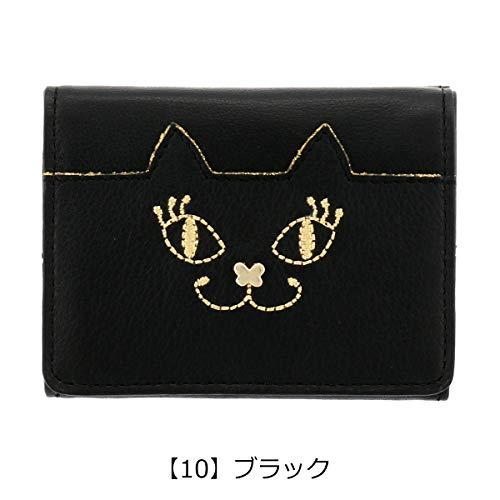 [アナスイ]アナスイ三つ折財布マイティティレディース【10】ブラック