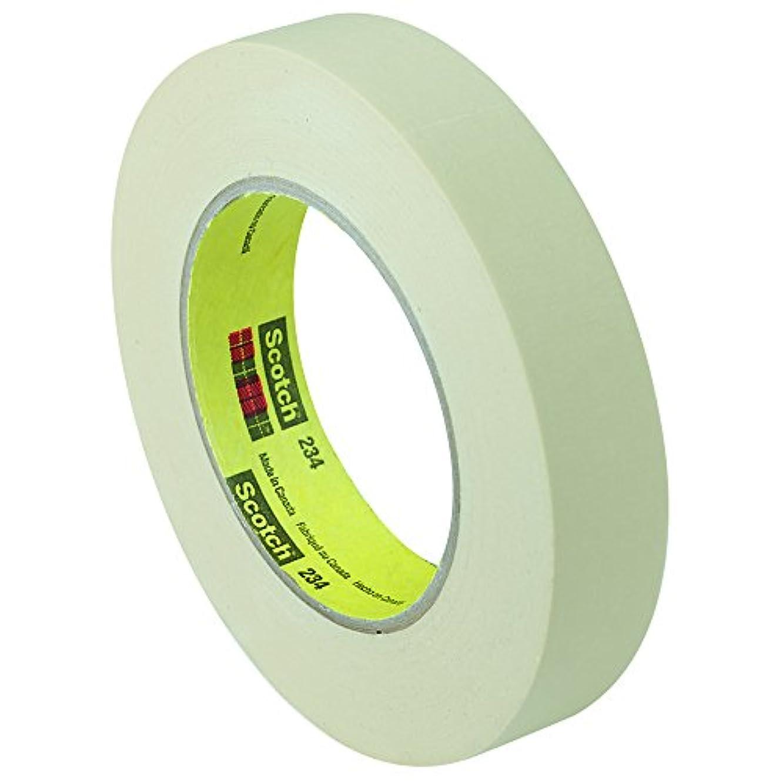 3M 234 Masking Tape, 1 1/2