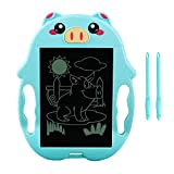 SLHFPX Birthday Gifts for Boys Age 2-6, Boogie Board LCD Writing Tablet Digital Writing Tablet Board Doodle Board for Kids Electronic Birthday Present for Boy 3-7 Years Magic Pad Old Blue