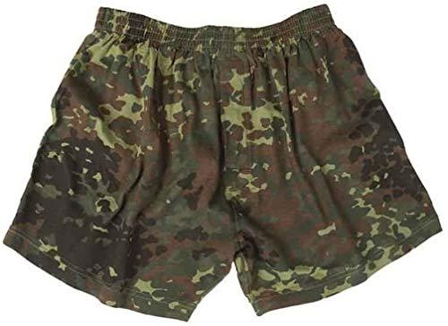 Mil-Tec Boxer Shorts Flecktarn Gr.XL