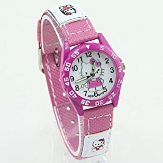 Hello Kitty - Super Cute Sport Style Wrist Watch (Rose)