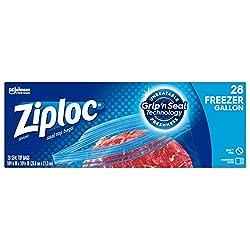 Ziploc Bags Box