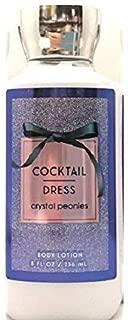Bath & Body Works Cocktail Dress Body Lotion 8 Oz