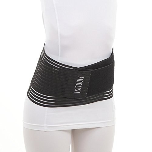 FINALIST 腰痛ベルト 腰痛 コルセット オール メッシュ ハードフィットベルト (XXXL)