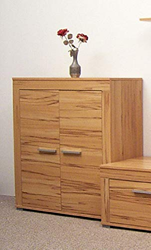ambiato Anrichte Kommode Kernbuche Nb. Highboard Wohnzimmer Schrank 80x88x35 Made in Germany