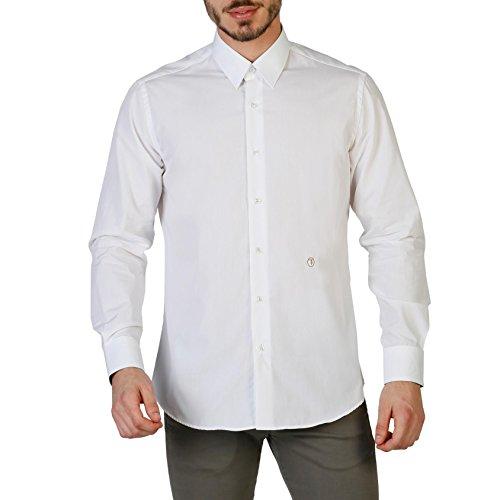 Trussardi 32C24SINT Camicie Uomo Bianco 42