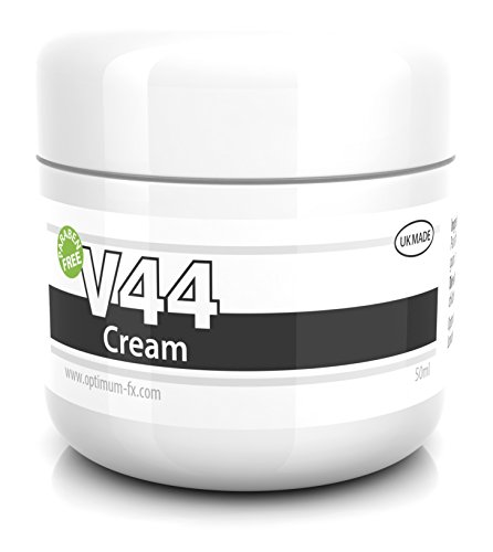 Crème De Traitement Des Verrues V44 SANS Paraben - 50 Grammes