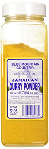 Blue Mountain Country Curry, 22 Ounce