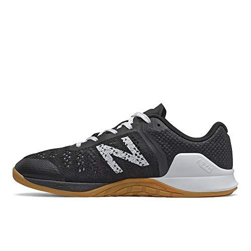New Balance MXMPRG1, Sneaker Hombre, Negro, 42 EU
