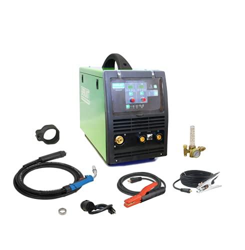 2021 Everlast PowerMIG 230i 230amp MIG STICK Welder 110v / 220v Dual Voltage