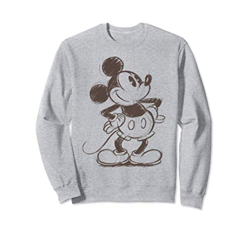 Disney Mickey And Friends Mickey Mouse Sketch Sudadera