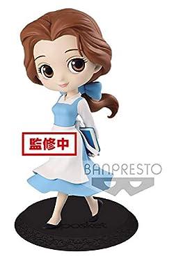 Disney- Figurine Q Posket- Belle robe paysanne- 14cm (Nintendo Switch)